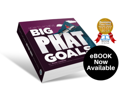 Goal Setting ebook Award Winning Dean Lindsay Big PHAT Goal Life Health Business PDF quick download
