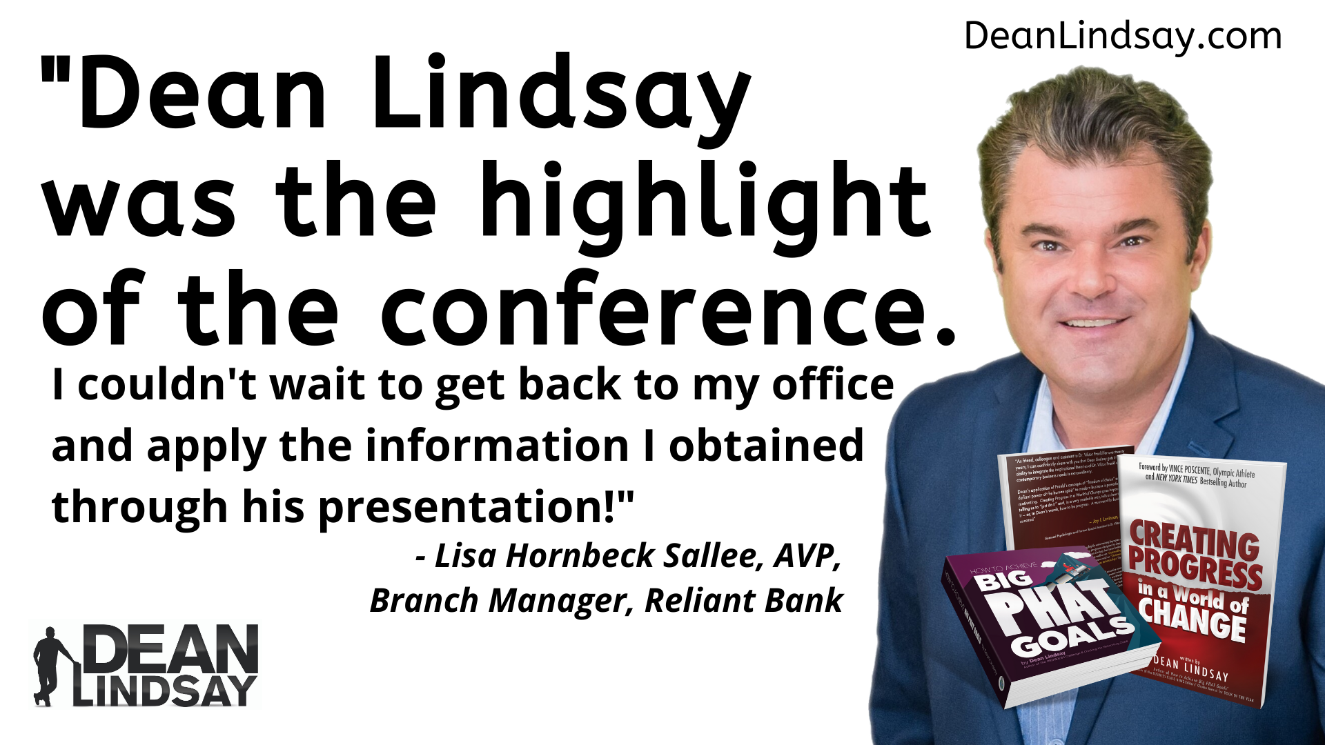 Virtual Customer Service Speaker, DEAN LINDSAY, keynote Presentations, Experience, on the phone, in person, online, 2020, Best, Top, Affordable, Funny, 2021